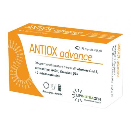 ANTIOX ADVANCE 30CPS SOFT GEL