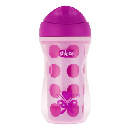 CH TAZZA ACTIVE ROSA 14M+PACK1