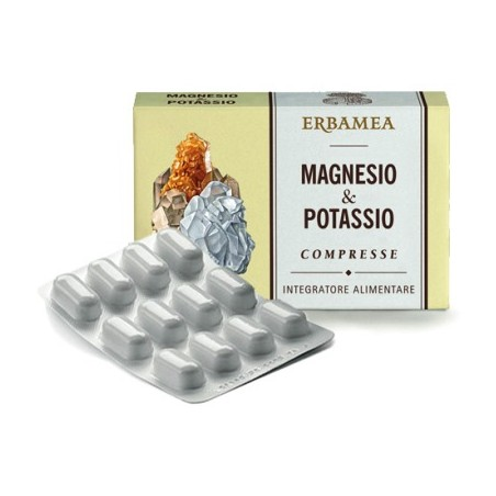 MAGNESIO&POTASSIO 24CPR