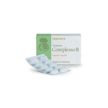 VITAMINE COMPLESSO B 24CPS VEG