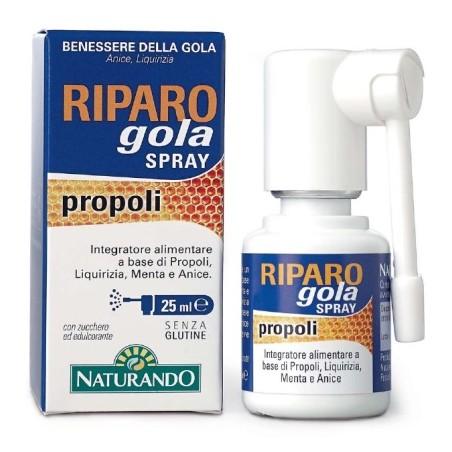 RIPARO GOLA SPRAY 25ML