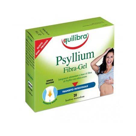 PSYLLIUM FIBRA GEL 20BUST