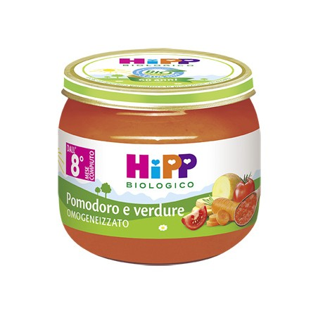 HIPP BIO SUGO POMOD/VERD 2X80G