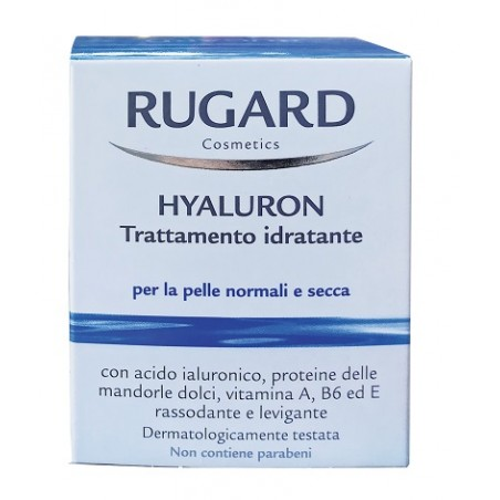 RUGARD HYALURON CR VISO 50ML