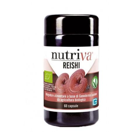 NUTRIVA REISHI 60VEGICAPS