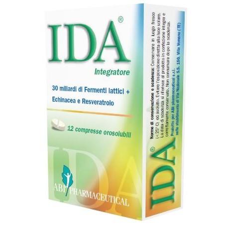 IDA 12CPR OROSOLUBILI