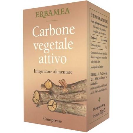 CARBONE VEGETALE ATTIVO 100CPS