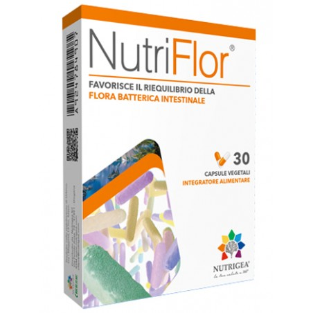 NUTRIFLOR 30CPS NF