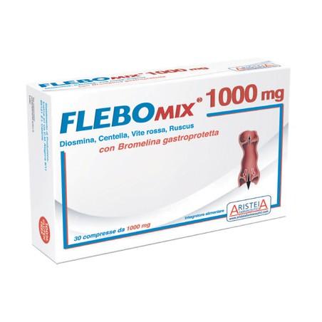 FLEBOMIX 1000 MG 30CPR