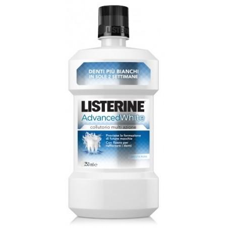 LISTERINE ADVANCE WHITE 250ML