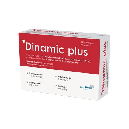 DINAMIC PLUS 30CPS