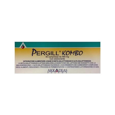 PERGILL KOMBO 40CPR