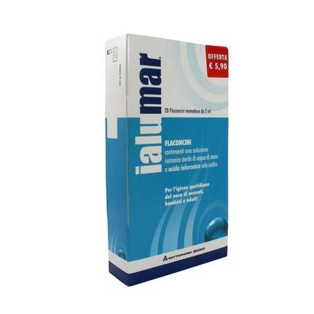 IALUMAR 20FLACONCINI MONOD 5ML