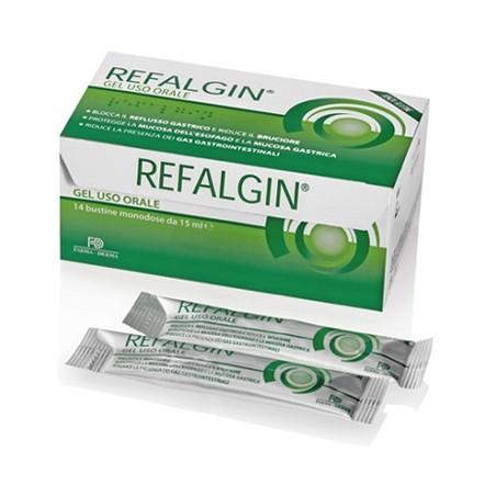 REFALGIN GEL OS 14BUST 15ML
