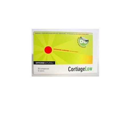 CORTIAGE LOW 30CPR 850MG